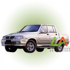 Ssang Yong Musso Sports